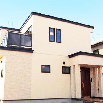 札幌 新築 デザイン住宅